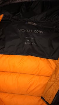 Michael Kors coat London