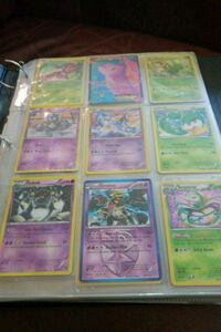 nine Pokemon trading card collection Toronto, M8V 2R1
