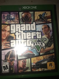 Sony Xbox one grand theft auto five  Mableton, 30126