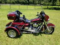 2002 Harley Davidson Ultra Classic Touring Floral City, 34436