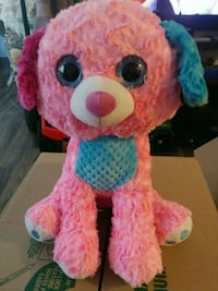 Plush pink and blue dog Albuquerque, 87110