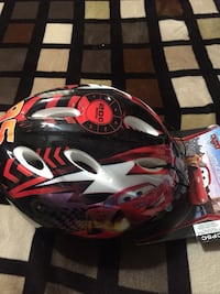 red and white bicycle helmet Arlington, 76010