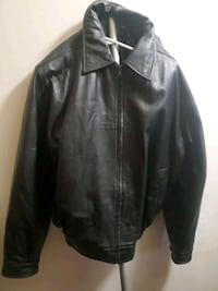 Leather jacket mens- Penmans large Edmonton, T5H 3Z3