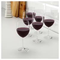 Wine Glasses x 30 Toronto, M8V 1G5