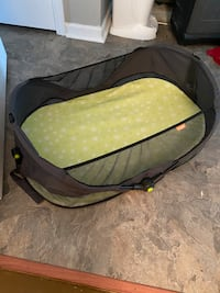 On the Go Brica Brand Bassinet