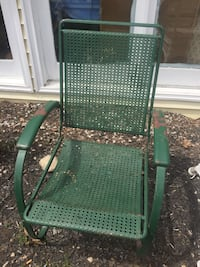 Metal lawn chair Retro 516 mi