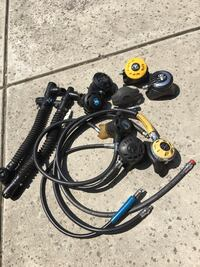 Scuba regulators and aqua lungs-  Dacor, SCUBA Pro and more San Jose, 95111
