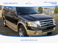 2007 Ford Expedition EL for sale Las Vegas