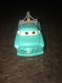 CARS LIGHT BLUE CAR