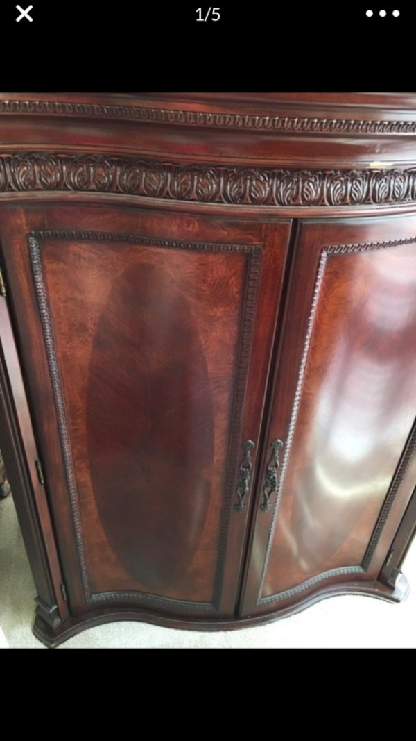Armoire wood furniture