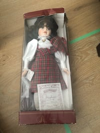 Porcelain Doll Burlington