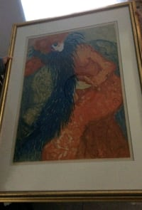 """Simply Stunning """"Winter Bride"""" Signed Limited Edition Print Signed  Mississauga, L5J 2E5"""