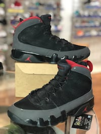 Charcoal 9s size 9 Laurel, 20707
