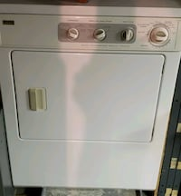 Dryer Kenmore Elite White 240 V Excellent Condition