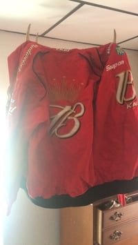 budwieser racing jacket Union Bridge, 21791