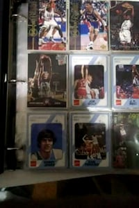 assorted baseball player trading cards Bowie, 20716