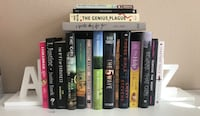 Book Variety + Bookends 811 mi
