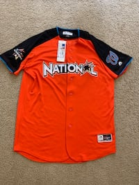 Bryce Harper All Star Game Jersey - XL Reston, 20190