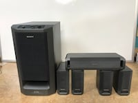 Sony Micro Speakers w/ Powered Subwoofer  Newport News, 23602