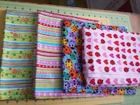 Lot of 5 Yards Quilting Fabric Midland, 48642
