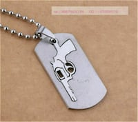 New necklaces stainless steel $5 Manteca, 95336