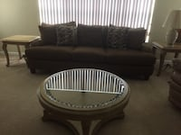 New couch/2 end tables/coffee table Palm Bay, 32908