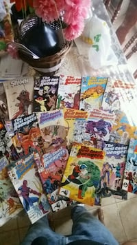 assorted Marvel comic book collection Houston, 77088