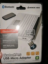Bluetooth USB adapter Bowmanville, L1C 5P8