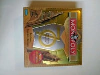 70th Anniversary Edition Monopoly Board Game. Unop Gouverneur, 13642