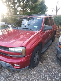 2002 Chevrolet TrailBlazer 4WD LTZ Marlow Heights