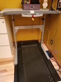 Office Desk Treadmill