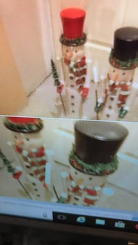 "2 Nutcrackers Wooden 24"" Tall New With Tags 30.00 for both . Orchard Hills, 21742"