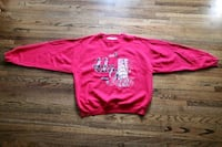 Vintage Coca-Cola sweatshirt Minneapolis, 55417