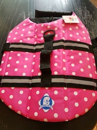 Dog life jacket  London, N6K 4A9
