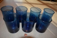 Authentic Mexican Glass Set Waxhaw