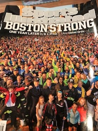 Boston Strong 2014 sports illustrated 1 year later edition