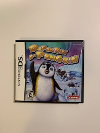 Nintendo DS Game - Defendin' De Penguin