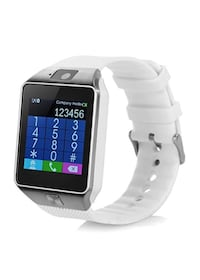 New smart watch works with iPhone Samsung lg htc brand new in box