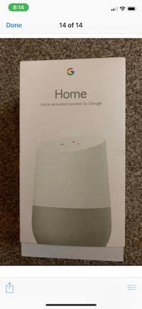 Google Home. Voice Activated Speaker Remington, 22734