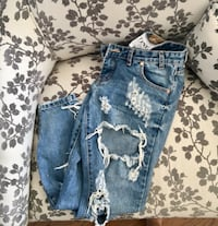 One Teaspoon Jeans - Trashed Free Birds Vaughan, L6A 2N7