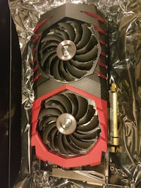 Msi Rx 480 4gb Gaming gpu 456 mi