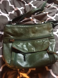 Green Fossil bag Markham, L3S 1P9