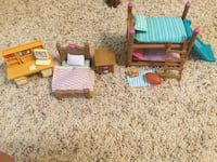 Lil Woodzees furniture set