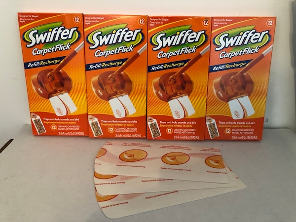 How To Make Swiffer Carpet Flick Refills Home Plan