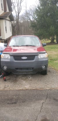 2006 Ford Escape XLT 2.3L 4WD
