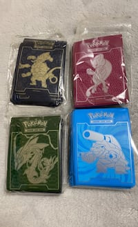 Pokemon TCG cards sleeves Vaughan, L4H 2X5