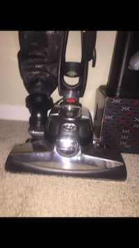 black and gray upright vacuum cleaner Aiken, 29801