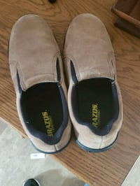 Brazos steal toe shoes, size 11 Henderson, 38340
