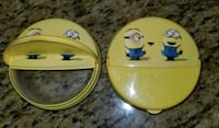 Minion snack containers  Bowie, 20720