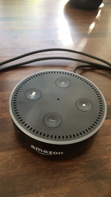 Amazon echo AI from US. Brand new.